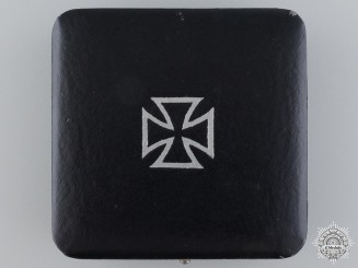 An Iron Cross First Class 1939 Case