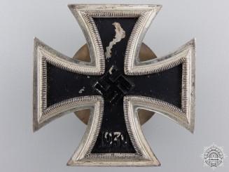 An Iron Cross First Class 1939 by Schauerte & Höhfeld