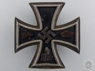 An Iron Cross First Class 1939