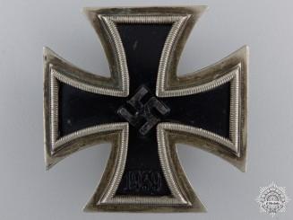An Iron Cross First Class 1939 by Juncker