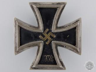 An Iron Cross First Class 1939 by Ferdinand Hoffstatter