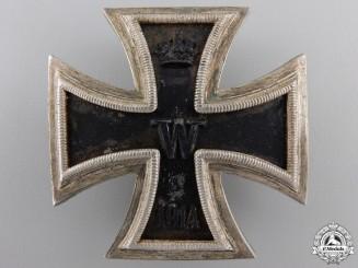 An Iron Cross First Class 1914; Third Reich Production