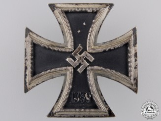 An Iron Cross First Class 1939 by Schauerte & Höhfeld