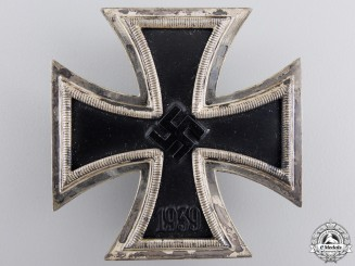 An Iron Cross First Class 1939 by Rudolf Wächtler & Lange