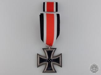 An Iron Cross Second Class 1939 with Ribbon Bar
