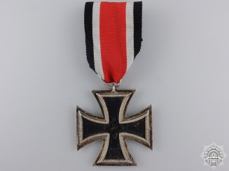 An Iron Cross Second Class 1939 by S. Jablonski