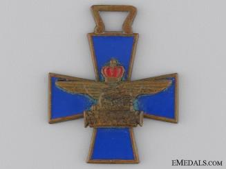 An Italian East Africa Regia Aeronautica A.O.I. Cross