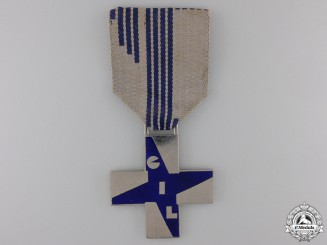 Italy, Fascist State. A Youth Movement (GIL) Merit Cross