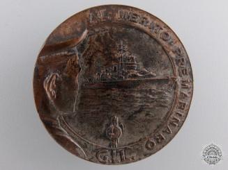 Italy, Fascist State. A Gioventu Italiano Del Littorio Seafaring Merit Badge