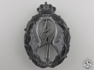 An Italian High Performance Aircraft Diver Badge