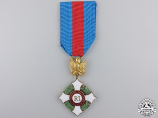 Italy, Republic. An Order of Savoy, Officer's Cross, Military Division, c.1950