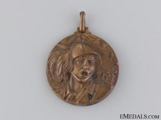 An Italian rd Bersaglieri Regiment Commemorative Medal