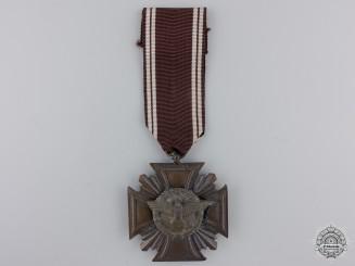 An NSDAP Long Service Award; Ten Years Service