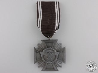 An NSDAP Long Service Award; 10 Year
