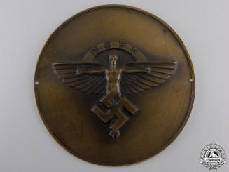 An NSFK Plate/Award