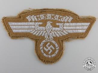 An NSKK Sleeve Eagle