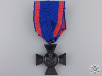 An Oldenburg House Merit Order; Third Class