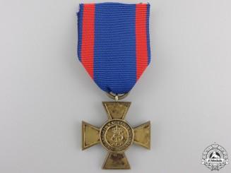 An Oldenburg War Merit Cross 1838-1918; First Class