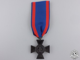 An Oldenburg War Merit Cross; Third Class