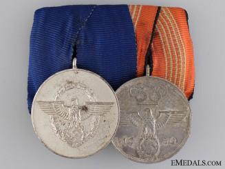 An Olympic Third Reich Period Medal Bar