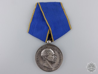 Luxembourg. An Order of Adolphe of Nassau, Merit Medal, c.1922