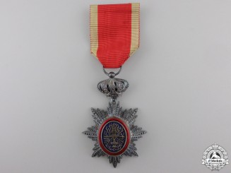 Cambodia. An Order of Cambodia; Knight's Badge