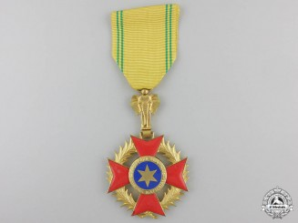 An Order of National Merit of Chad; Knight