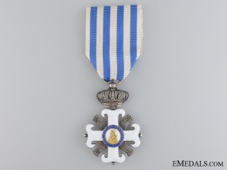San Marino. An Order of San Marino, Civil Merit, Knight