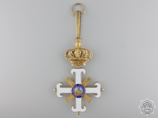 An Order of San Marino; Commander's Cross