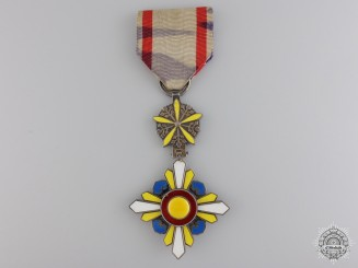 An Order of the Auspicious Clouds; Fifth Class
