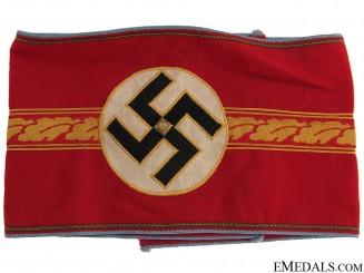 An Orts-Level Political Leader's Armband