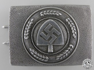 An RAD Belt Buckle by Assmann