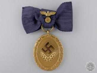 An RAD Long Service Award for Women; 1st Class
