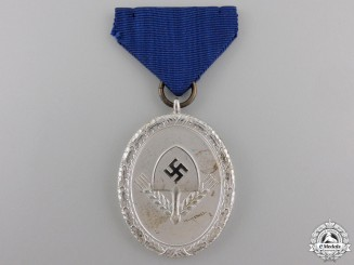 An RAD Long Service Award for Men; 3rd Class
