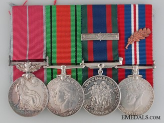 Canada. An RCAF British Empire Medal Group