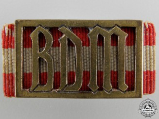 An RZM Marked BDM Membership Badge