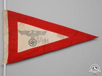 An SA II/161 Battalion Pennant