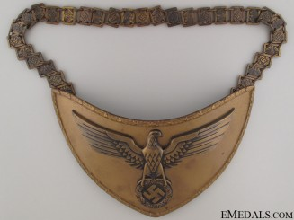 An SA Political Leader's Gorget