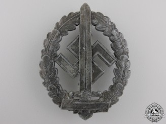 An SA Sport Badge for War Disabled by Deschler & Sohn