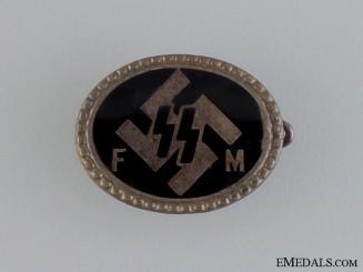 An SS-FM Membership Badge