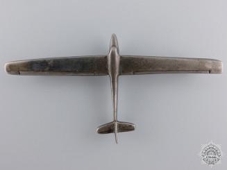 An Unofficial Silver Glider Pilot's Badge