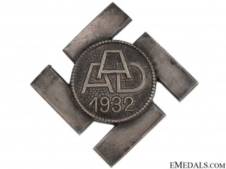 Anhalt Labor Commemorative Badge