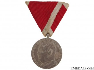 AP Bravery Medal - Silver