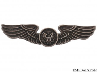 Army Air Force Aircrew Enlisted Wing