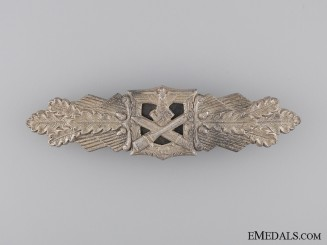 Army Close Combat Clasp by Fec.W.E. Peekhaus