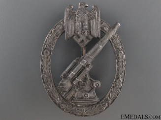 Army Flak Badge