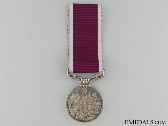Army Long Service and Good Conduct Medal to the Royal Engineers