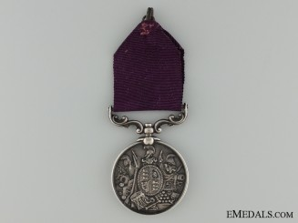 Army Long Service and Good Conduct Medal to Quartermaster Sergeant