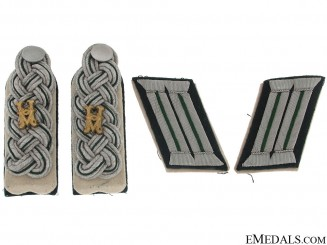 Army Major (Administration) Tabs & Boards