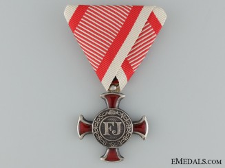 Austrian Silver Cross of Merit